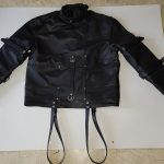 For Sale: Leather Pants & Jacket Set
